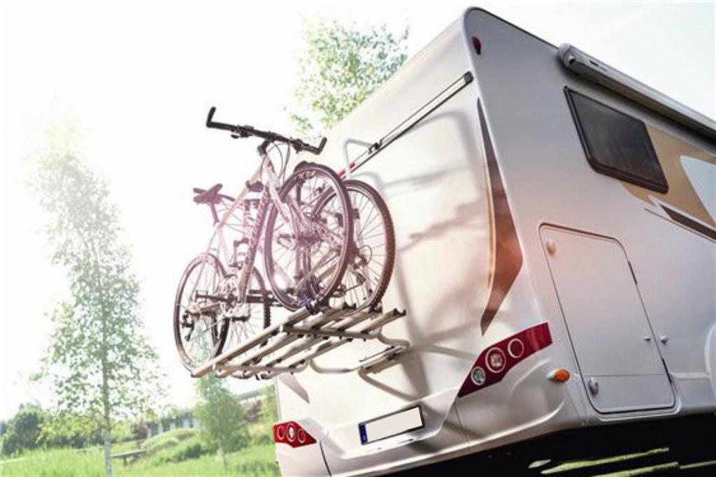 Carado-Heck-Fahrradträger