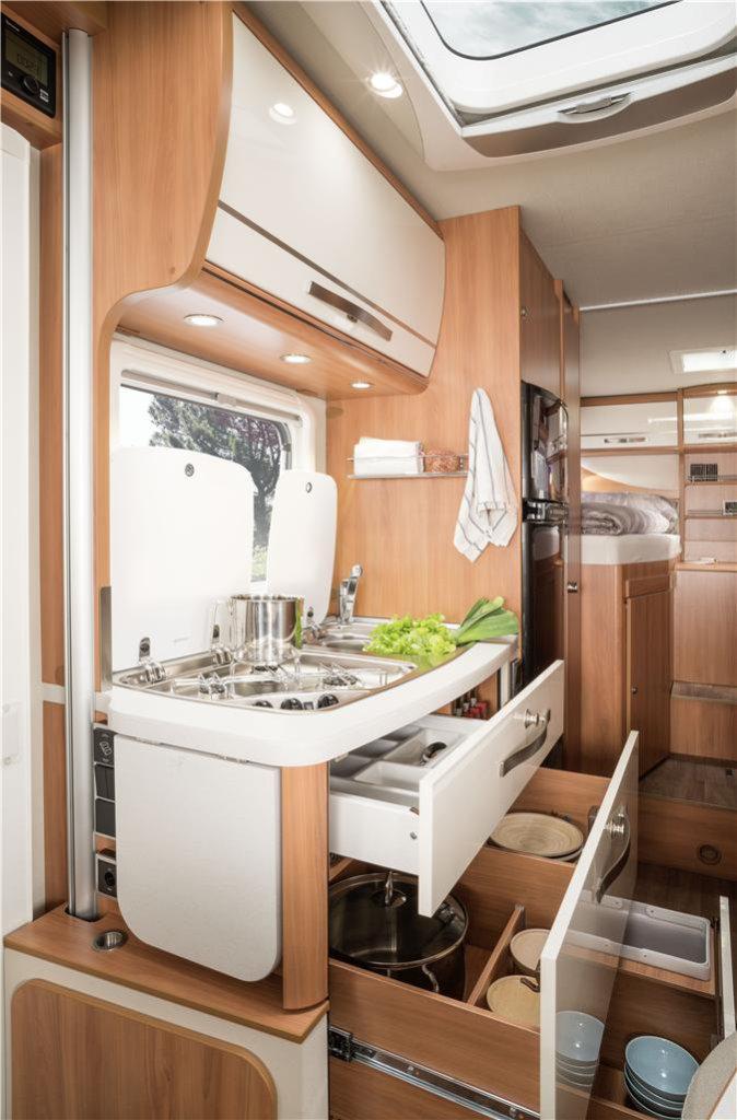 Exsis I 588 Küche